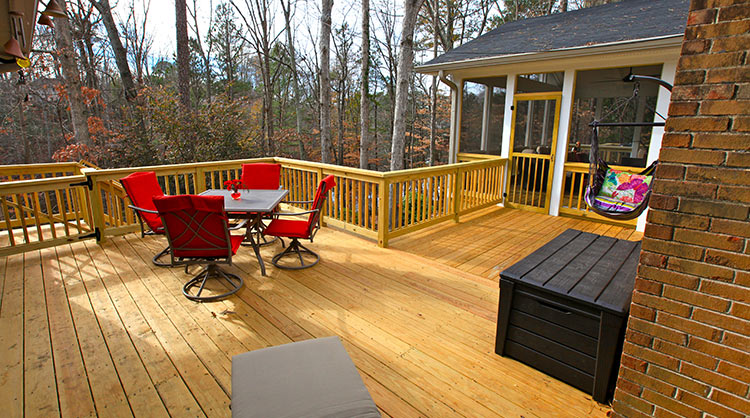 Decking Midway Building Products